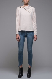 EVIDNT Asymmetrical Zip Top - Product Mini Image