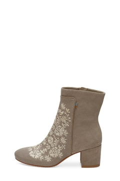 TOMS Evie Embroidered Bootie - Product List Image