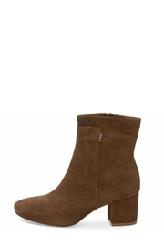 TOMS Evie Suede Bootie - Product Mini Image