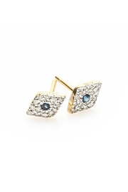 Alefbet Diamond Gold Sapphire - Product Mini Image