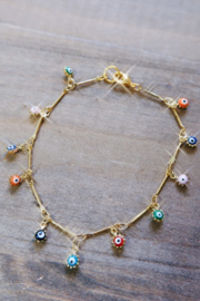 Kalua Rae Jewelry Evil Eye Bracelet - Product Mini Image