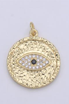 OC Avenue Evil Eye Charm - Alternate List Image