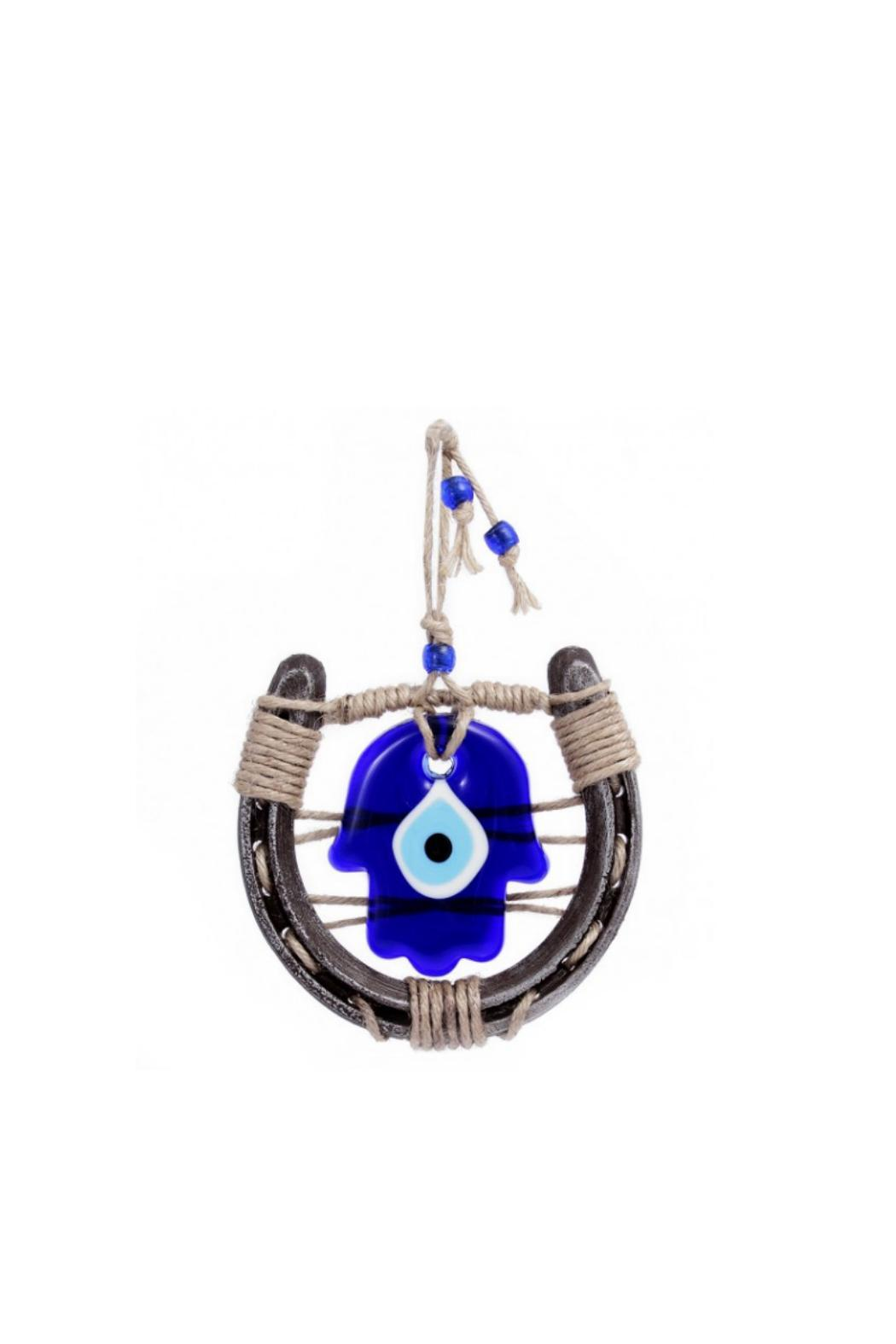 Evil Eye Store Hamsa Wall Hanging - Front Cropped Image