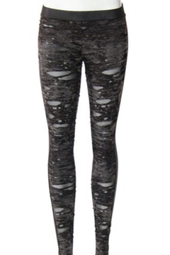 Shoptiques Product: Scratch Leggings