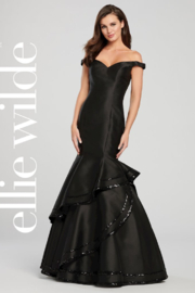 Ellie Wilde EW119029 - Prom Dress - Product Mini Image