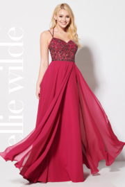 Ellie Wilde EW21961 - Prom Dress - Product Mini Image