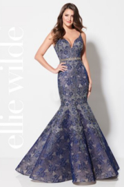 Ellie Wilde EW21967 - Prom Dress - Product Mini Image