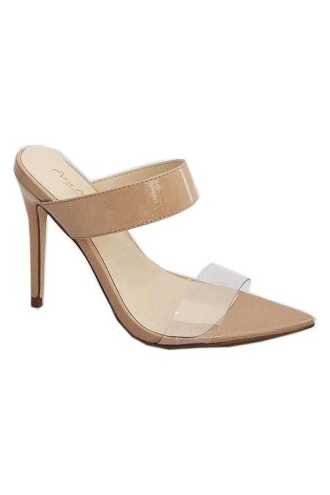 anne michelle Exception-01S Heel - Front Cropped Image
