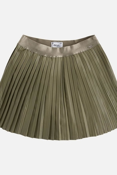 Shoptiques Product: Girls Leatherette Skirt