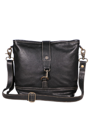 Myra Bags Executive Leather Bag - Product Mini Image