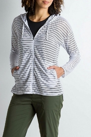 Exofficio Bugsaway Modena Hoodie - Front cropped