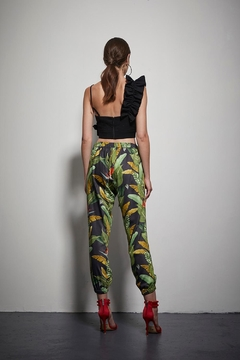 SHILLA THE LABEL Exotic Floral Pant - Alternate List Image