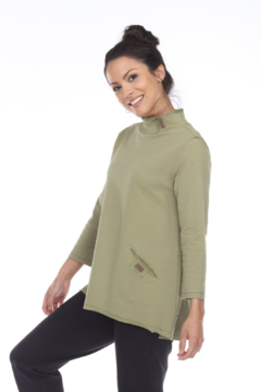 Neon Buddha Expand Your Horizons Tunic - Product List Image