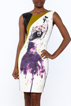 Explosion Stila Sleeveless Dress - Product List Image