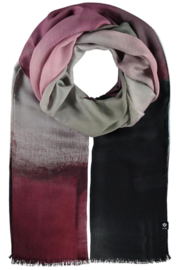 V Fraas Expressionism Scarf - Side cropped