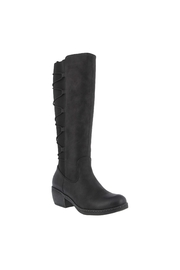 Spring Footwear Exspandable High Boots - Front cropped