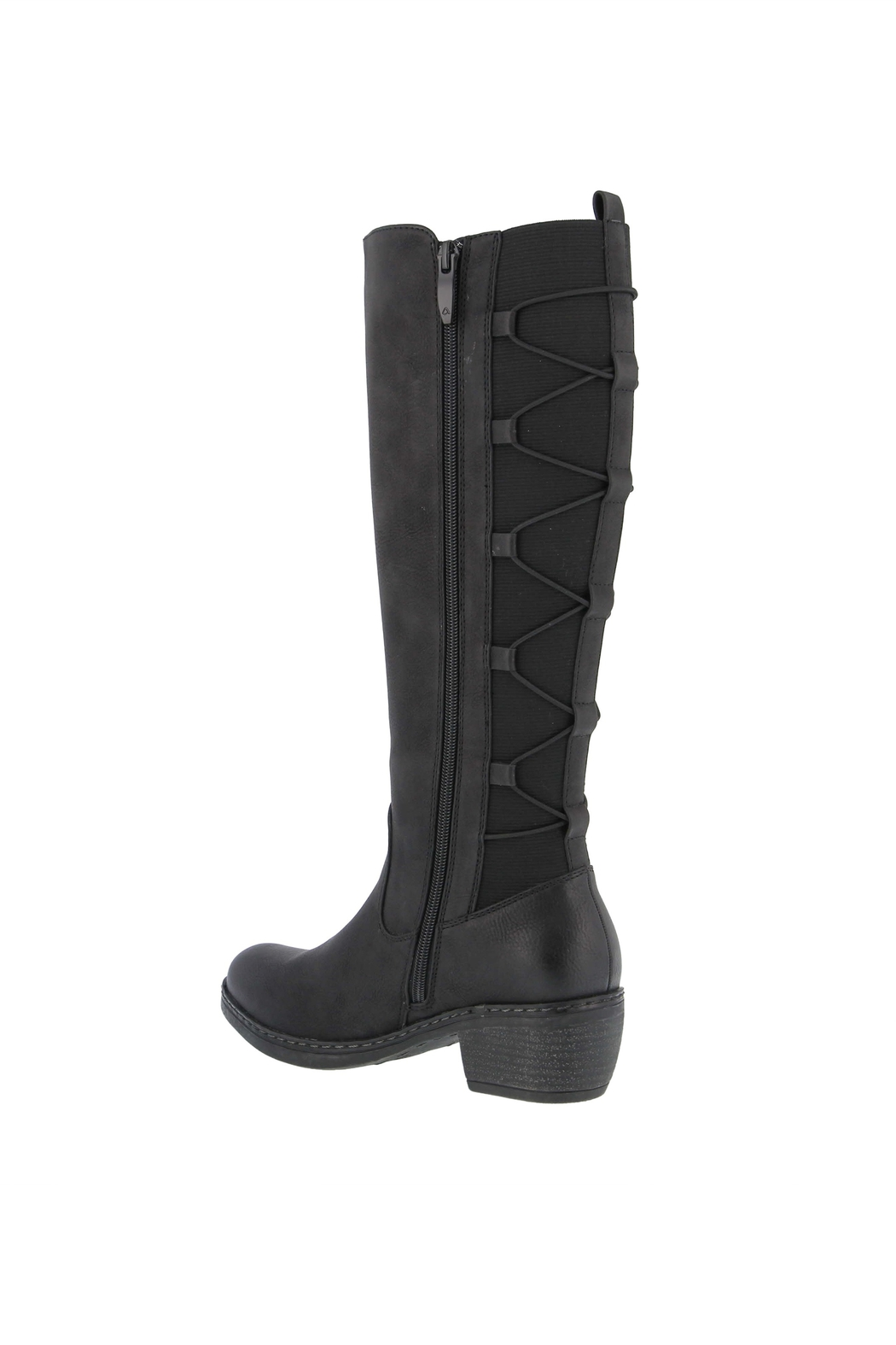 Spring Footwear Exspandable High Boots - Front Full Image