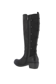 Spring Footwear Exspandable High Boots - Front full body