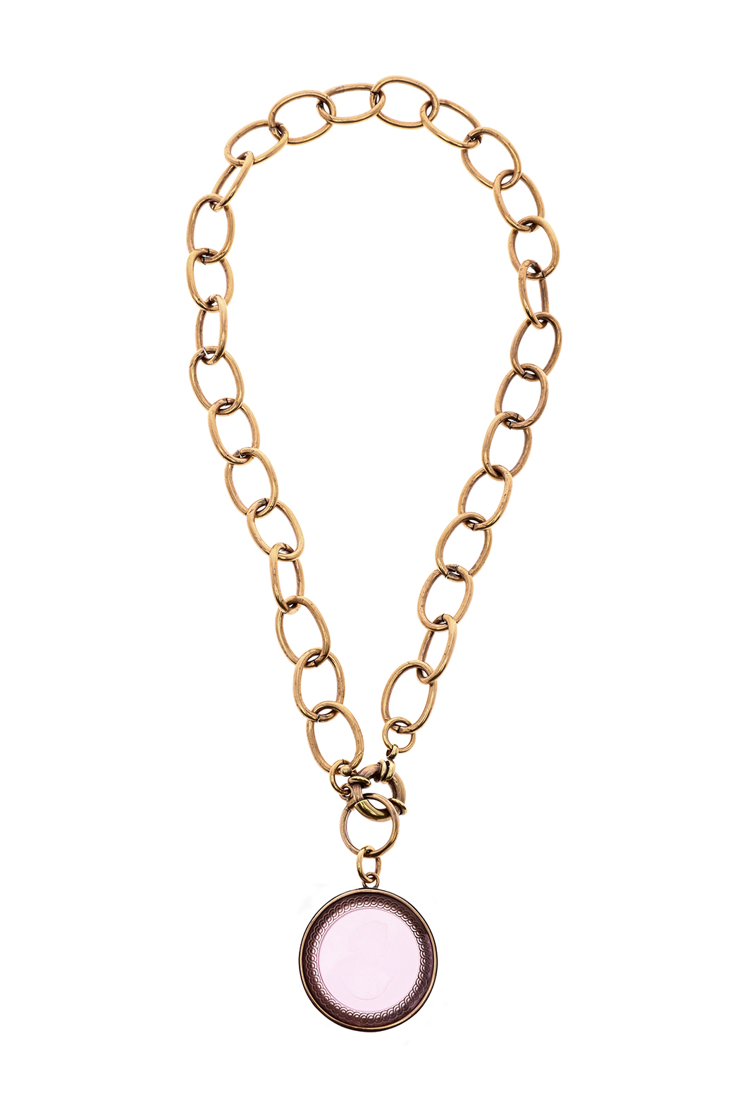 Extasia Charm Necklace - Front Cropped Image