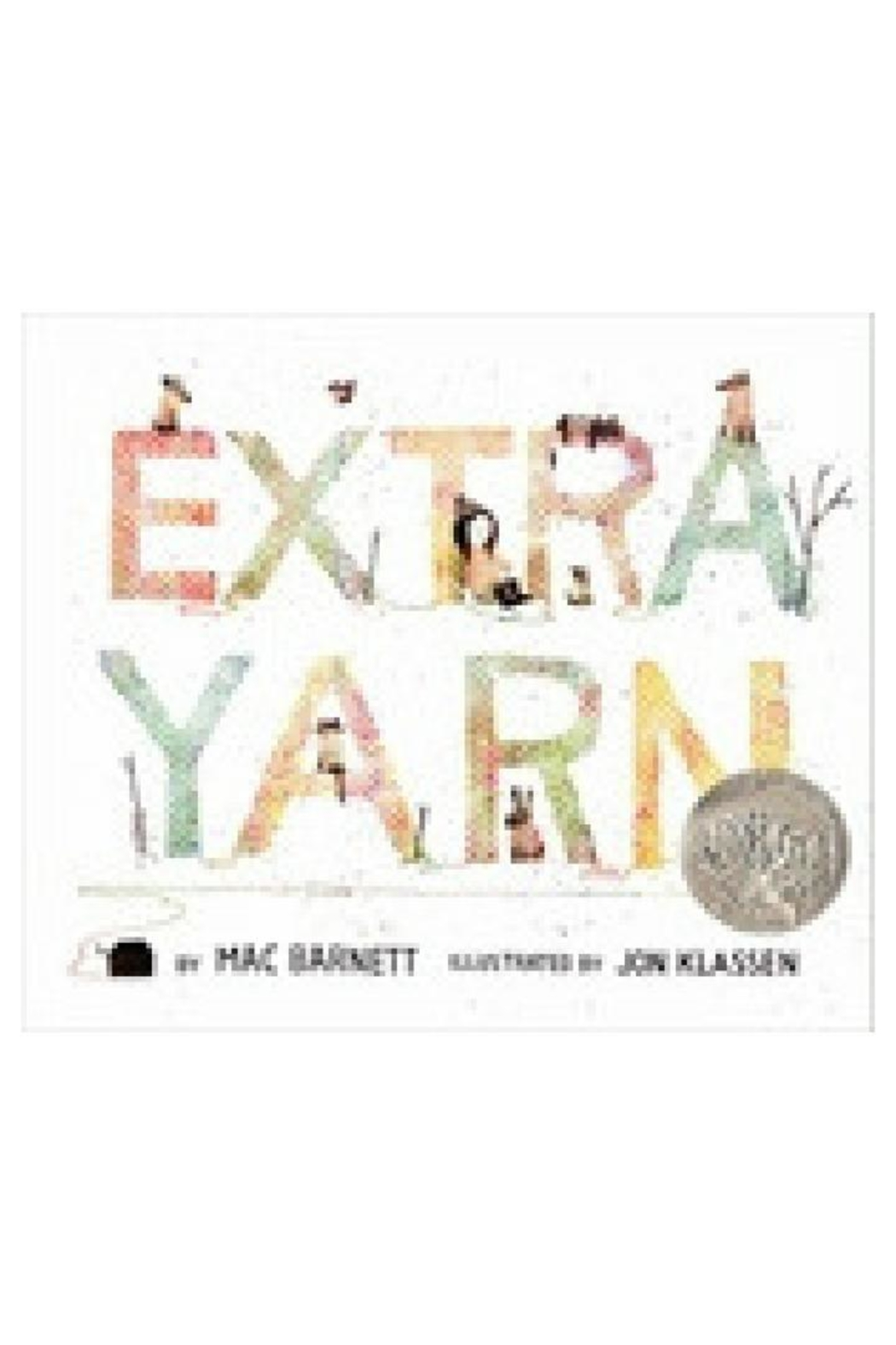 Harper Collins Publishers Extra Yarn - Main Image