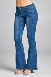 Racine Extreme Flare Jeans - Product Mini Image