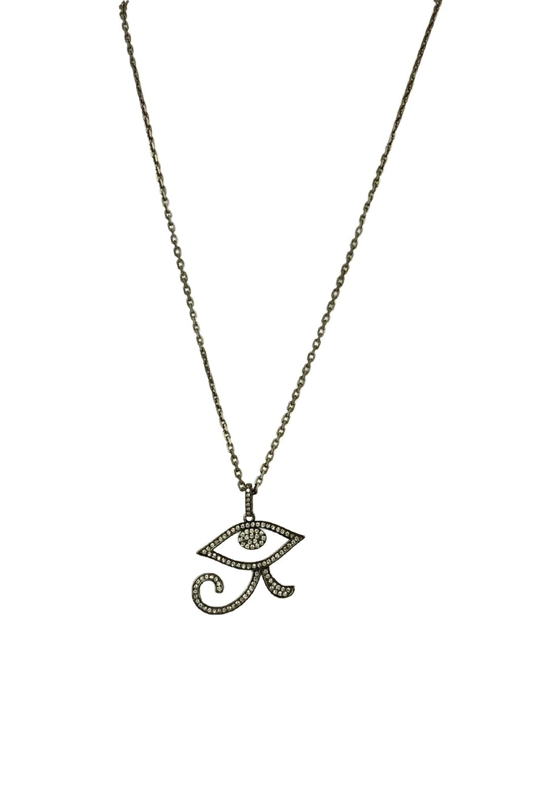 Fabulina Designs Eye of Horus Necklace - Main Image