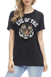 Zutter  Eye Of The Tiger Tee - Product Mini Image
