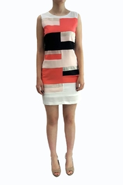 Eyedoll Colorblock Dress - Product Mini Image