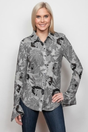 Sno Skins Eyelash Floral Shirt - Product Mini Image