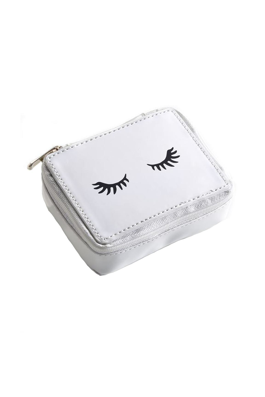 Giftcraft Inc.  Eyelash Pill Case - Main Image