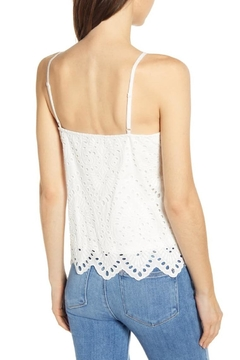 Bishop + Young Eyelet Buttonup Cami - Alternate List Image