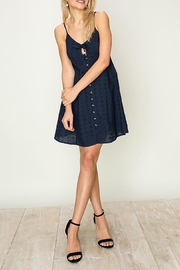 fashion on earth Eyelet Cami Dress - Product Mini Image