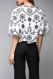 Do & Be Eyelet Crop Top - Other