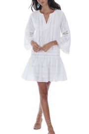 Allison Collection Eyelet Day Dress - Product Mini Image