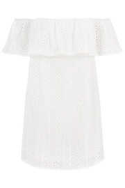 Bishop + Young Eyelet Dress - Front cropped