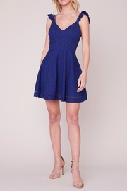BB Dakota Eyelet Flare Dress - Product Mini Image