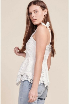 BB Dakota Eyelet Top - Alternate List Image