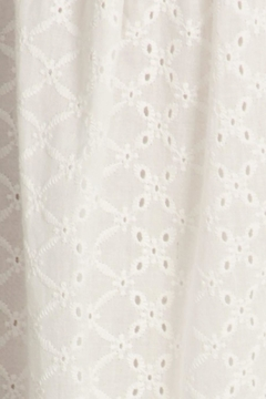 Verty Eyelet White Midi - Alternate List Image