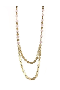 Stephanie Kantis Eyelit Necklace - Alternate List Image