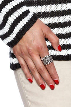 Shoptiques Product: Sterling Statement Ring