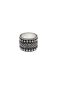 Eyes of the World Imports Sterling Statement Ring - Product List Image