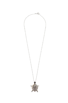 Eyes of the World Imports Sterling Turtle Pendant - Product List Image