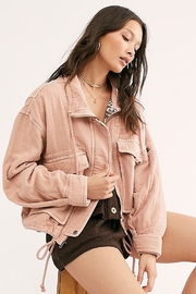 Free People Eyes On You Surplus Jacket - Product Mini Image