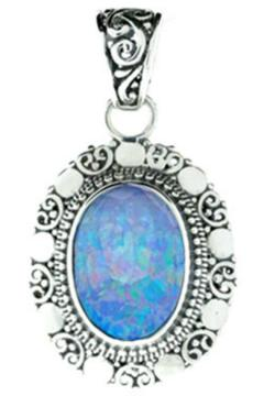 Eyes of the World Imports Twlight Opal Pendant - Product List Image