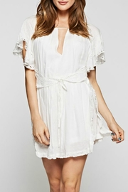 The Clothing Co Eylet Detail Romper - Product Mini Image