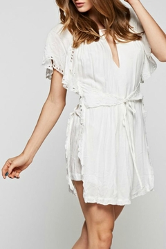 The Clothing Co Eylet Detail Romper - Product List Image