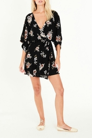 Faithfull The Brand Eze Wrap Dress - Product Mini Image