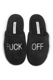 LA Trading Co. F Off Slippers - Product Mini Image