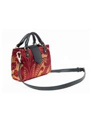 F&W STYLE Hand-Woven Bag - Side cropped