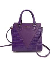 F&W STYLE Leather Bella Bag - Product Mini Image